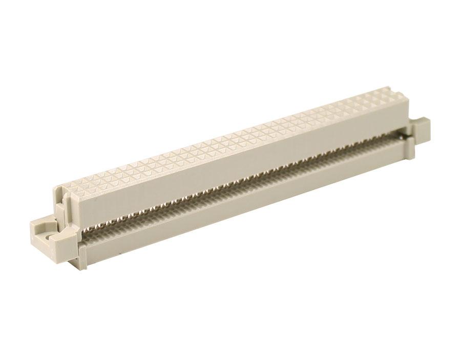 Connecteur DIN 41612 Type C 64 Pôles A+C Femelle Droite à Sertir