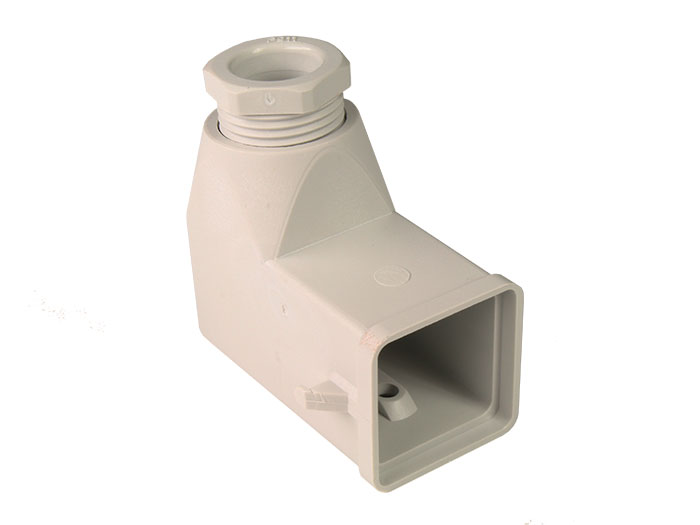 Ilme CK 03 VA - HAN 3A Plastic Connector for Cable-Mounting - 21601014