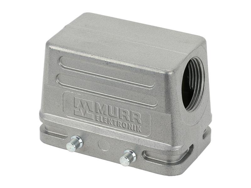 Murrelektronik B10 - Conector HAN 10B Carcasa Cierres Dobles - Salida 90º - 70MH-GTENQ-A02C000