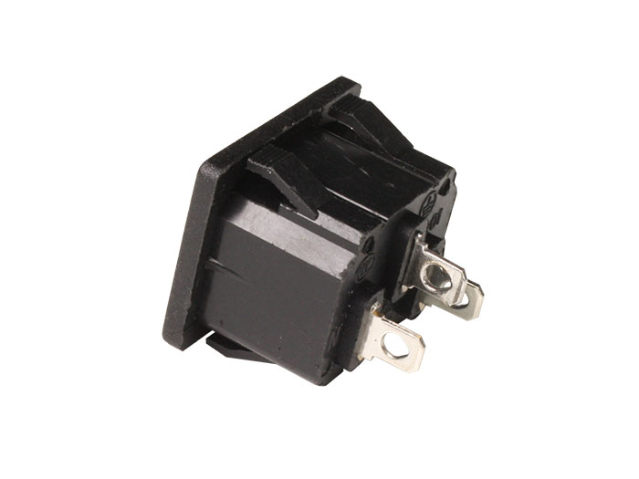 Conector IEC 60320 C14 Chasis Encastrar - Macho - 546263
