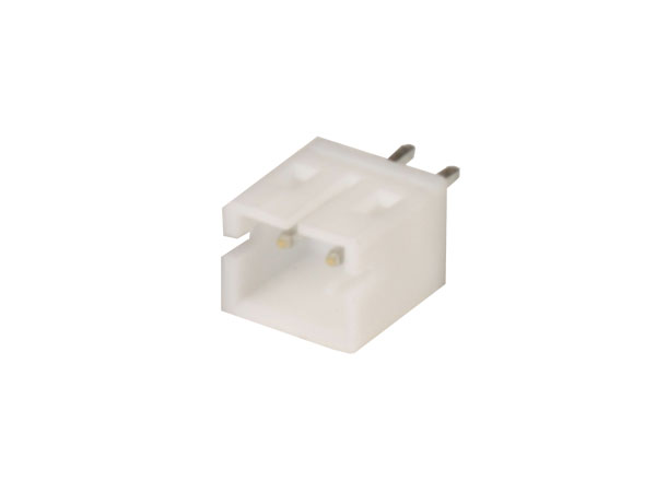 CONECTOR POSTE 2,00MM MACHO RECTO - 2 contactos