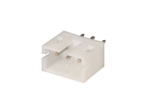 2.0 mm Straight-Mount Male Header Connector - 3 Pins - CO3703