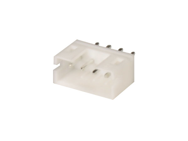 CONECTOR POSTE 2,00MM MACHO RECTO - 4 contactos
