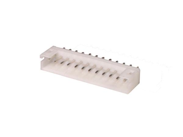 Connecteur à Carte - Mâle Droit 2,00 mm - 12 Pôles - CO3712