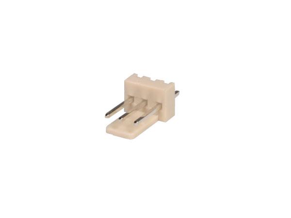 Conector Poste 2,54 mm Macho Recto - 3 Contactos - CO3303