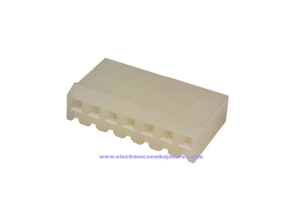 3.96 mm Cable-Mount Female Header Connector - 7 Pins - CO32207