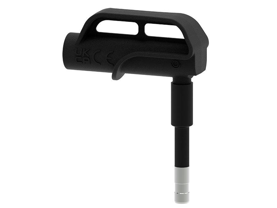 ELECTRO-PJP - Pointe de Touche Magnétique 4 mm - Noir
