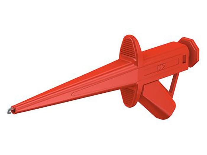 Muti-Contact SKPS-4/A - Punta de Prueba Larga de Precisión - Rojo - 66.9416-22