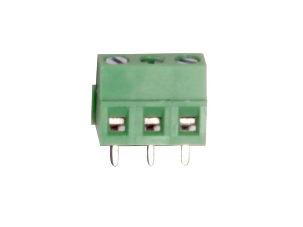 PCB terminal block 3.81 mm pitch 3 contacts