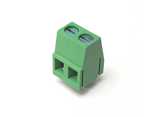 14 mm PCB terminal block 5.0 mm pitch 3 contacts