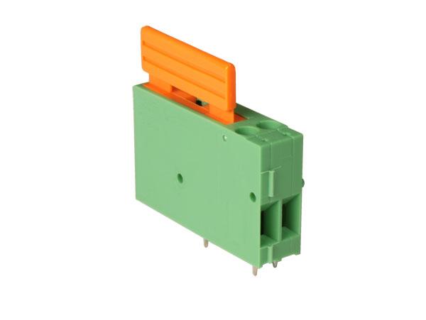 REGLETA CLEMA PCB 27MM PASO 5,08MM 2 CONTACTOS - KDS 3-SI - 1780112