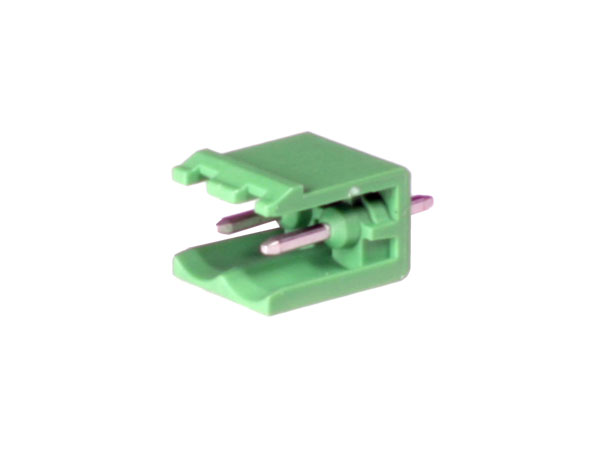 5.00 mm pitch - pluggable straight male terminal block - 2 contacts