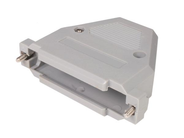 Carcaça Ficha sub-D 37 Pinos - Plástica - CO2937ECO