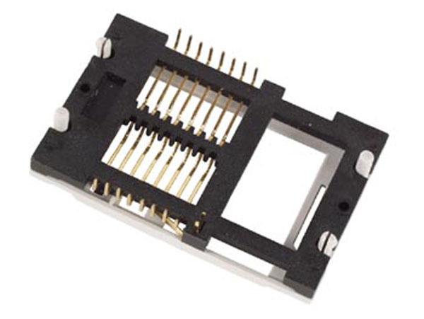 Smart Card Connector - 16 Pins - SOCKICC2G