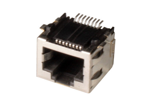 Base Fêmea Circuito Impresso 8P8C - RJ49 - Horizontal - 6339160-1