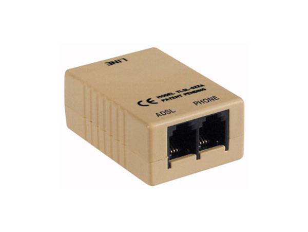 Phone and ADSL Splitter Filter - 39.118