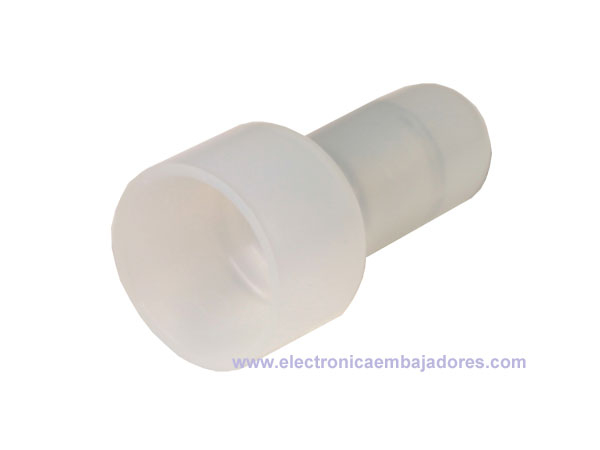 CE8 - Nylon-Insulated Closed End Connector 9 mm² - 100 Units - CE8