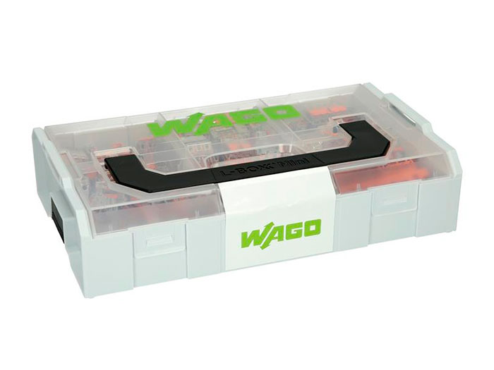 Wago 887-952 - Wire Block Clamps Set Wago 221 - Up to 4.0 mm²