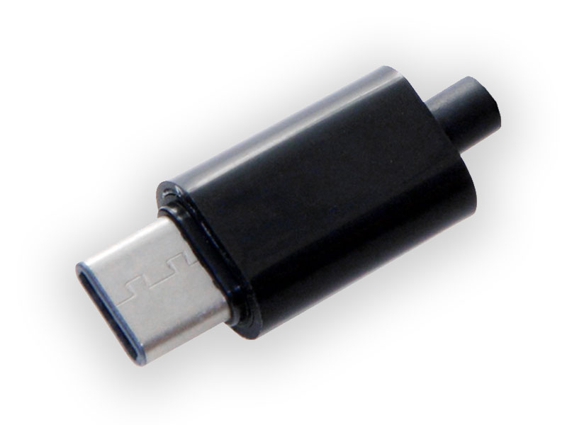 Connecteur Mâle USB-C