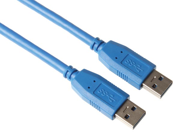 CABLE USB 3.0 - MACHO A - MACHO A - 1,8m