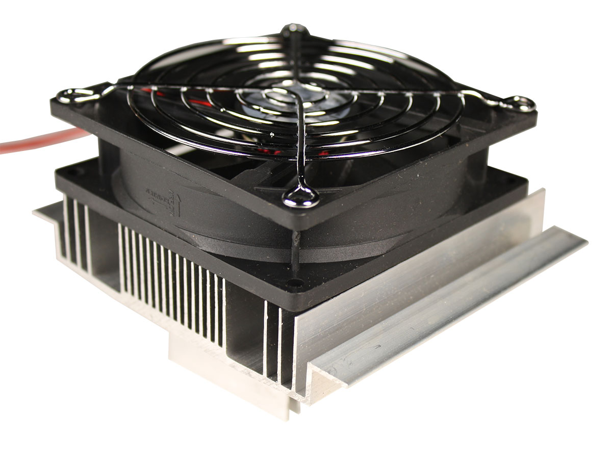 Peltier Cell Cooling Kit - Valid up to 72 W