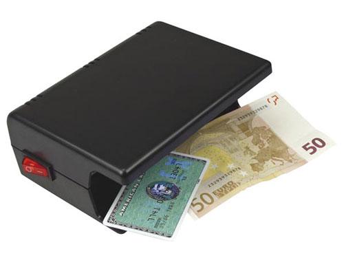 Detector de Billetes Electrónico - ZLUV220