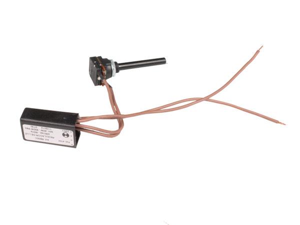 Regulador de luz con interruptor 40 300w rl0300 for Interruptor regulador de luz