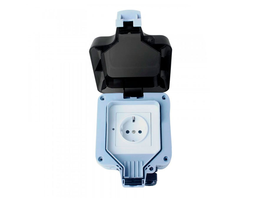 Woox R4052 - Base 1 Outdoor Socket - Smart