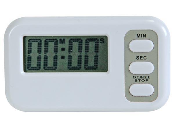 Temporizador con Reloj y Alarma - TIMER10