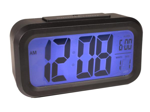 Reloj Despertador de Sobremesa - Dígitos Grandes - 8430039100037