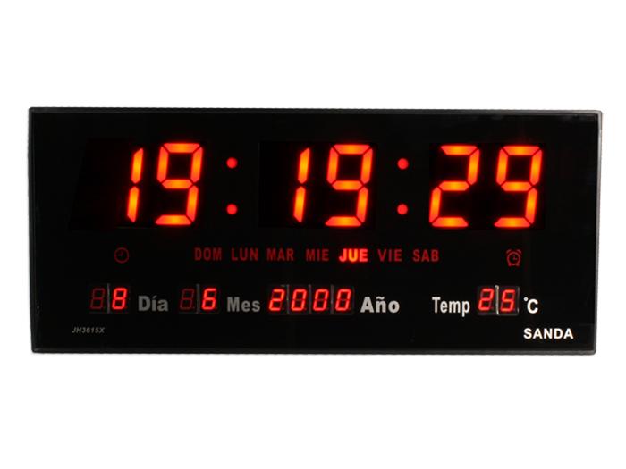 Reloj de Pared/Sobremesa Grandes Dimensiones - SD-300158