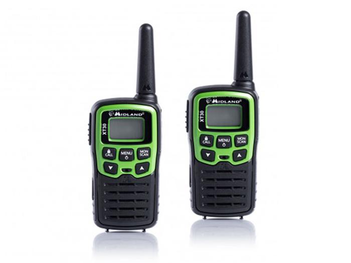 MIDLAND XT-30 - Walkie-Talkie - pair