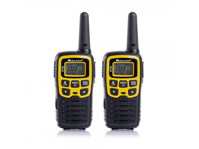 Walkie-talkie MIDLAND XT-50 ADVENTURE - 2 unités