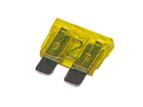 Fusível de lâmina automotivo 4,8 mm 20 A 32 V