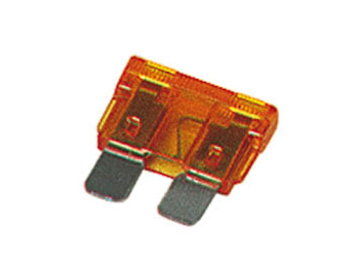 Automotive Blade Car Fuse 4.8 mm 5 A 32 V - 06.185/5