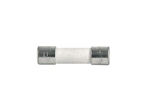 Ceramic Fuse - 5 x 20 mm - Slow Blow 1 A - 250 V