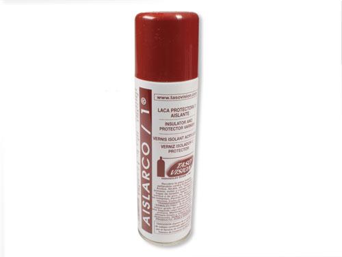 Taso Vision Aislarco 1 - Insulating Acrylic Varnish Spray - 335 cc - AISLARCO/1/335