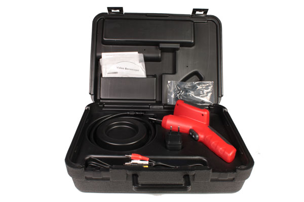 Inspection Camera with LCD Recording Monitor - 09/23600-00