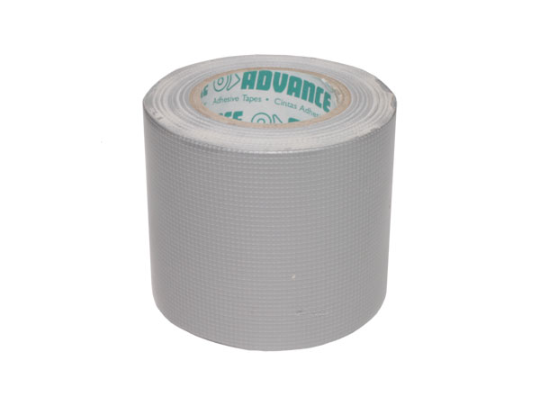 Adhesive Duct Tape 50 mm - 5 m - Grey