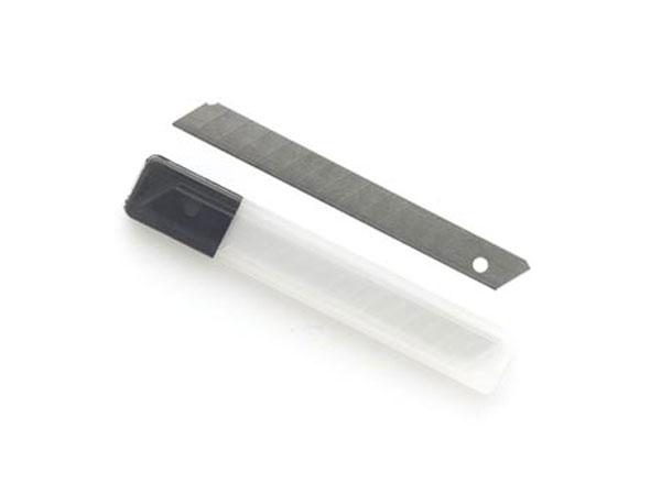 12 lâminas de sustituição 9 mm