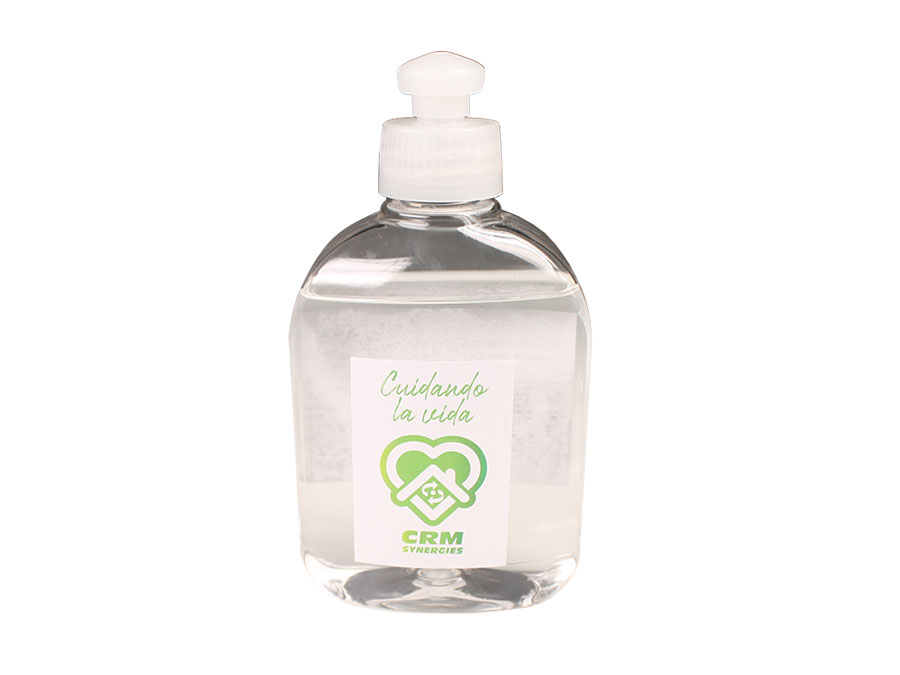 Hydroalcoholic Gel - 250 ml