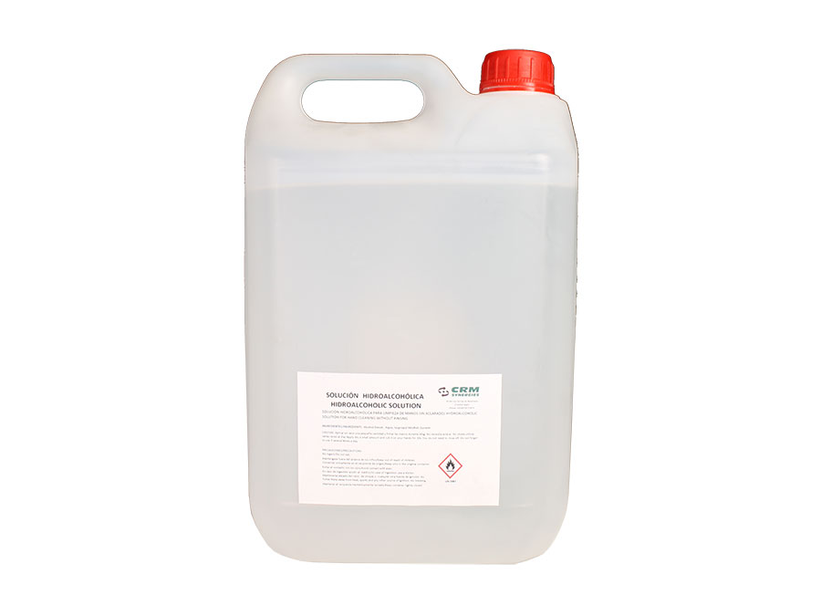 Hydroalcoholic Gel - 5 liters