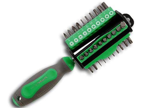 Pros Kit SD-2313 - Destornillador Multiple Universal 31 Puntas - HRV2313