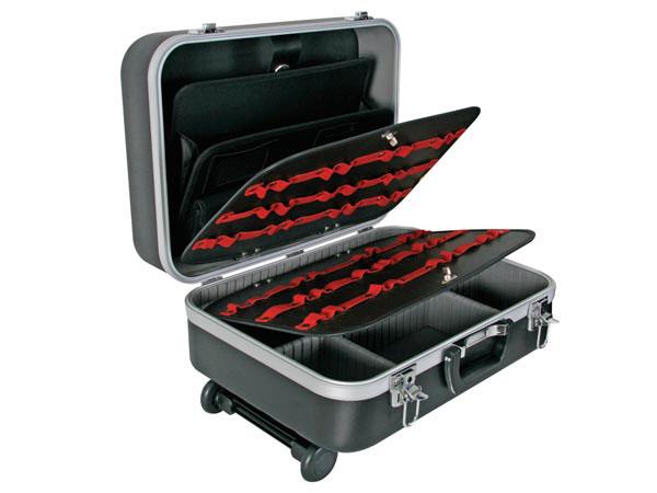Maleta herramientas abs 455 x 335 x 190 mm con ruedas - Maletas para herramientas ...