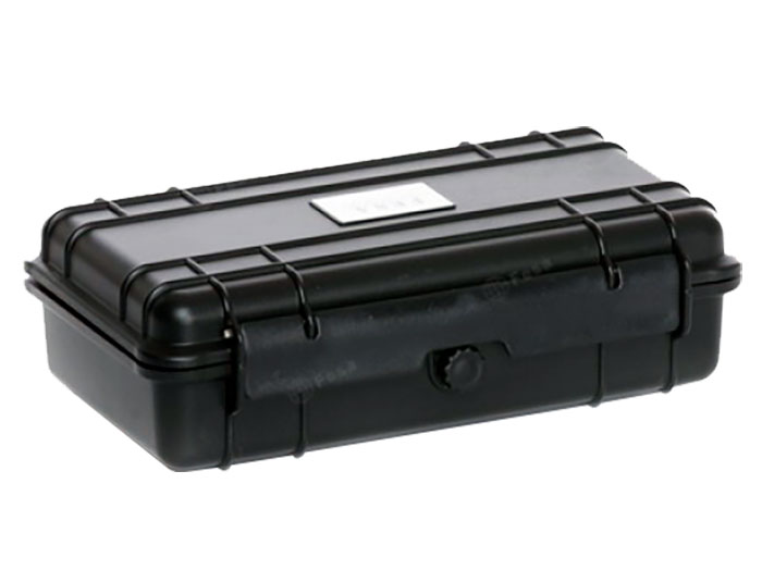 213 x 116 x 50 mm hard case - with alveolar foam