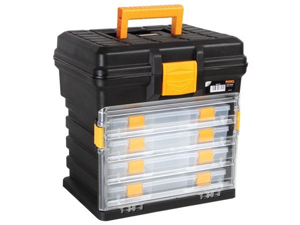 Caja de herramientas de pl stico con cajones extra bles - Caja de herramientas precio ...