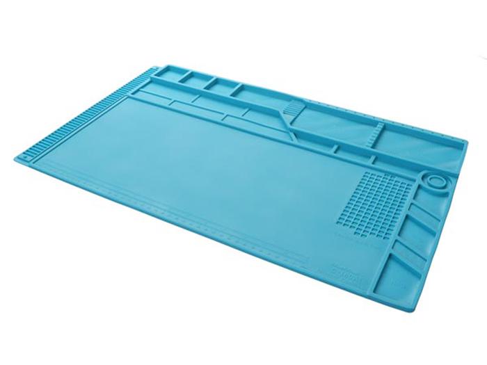 Tapis de soudage en silicone antistatiques - 550 x 350 mm