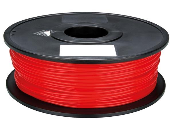 PLA Filament - 1.75 mm - Colour Red - 1 Kg - PLA175R1