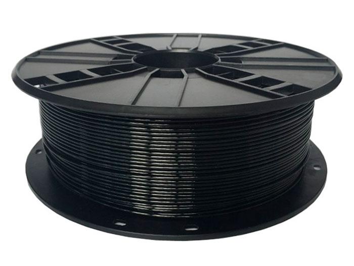 PET-G Filament - 1.75 mm - Colour Black - 1 Kg - 3DP-PETG1.75-01-BK