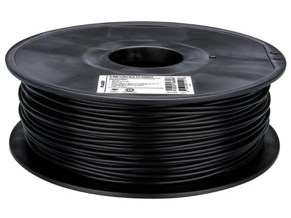 FILAMENTO PLA 3mm - COR PRETO - 1 kg